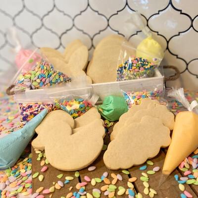 Easter Cookie Kit - PREORDER