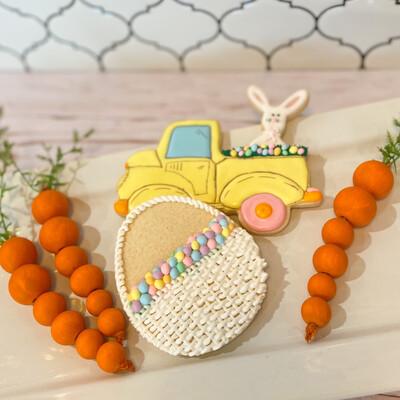 Egg Hunt Basket in Gift Bag - PREORDER