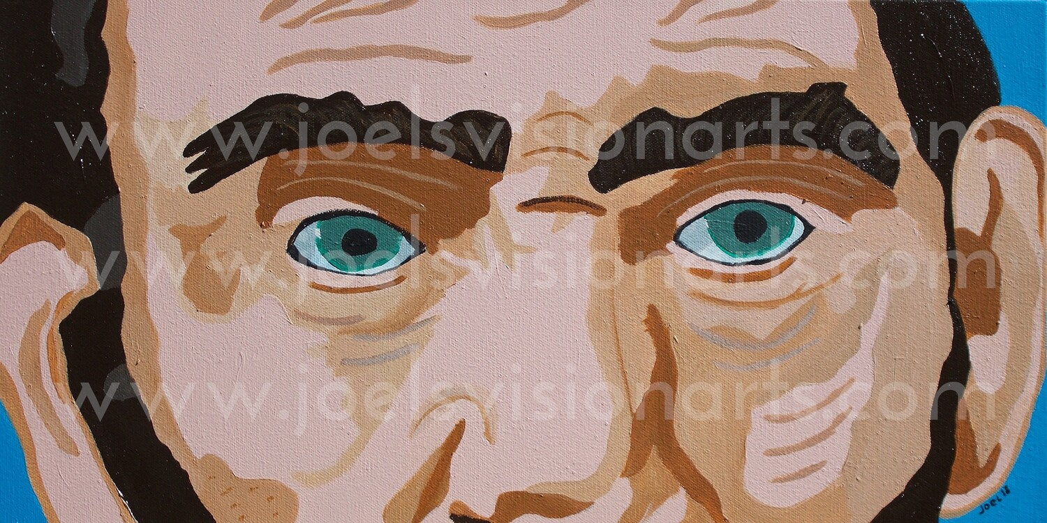 Abraham Lincoln Eyes