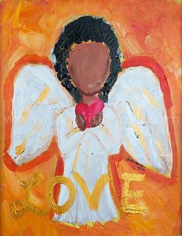 Angel Series: Love