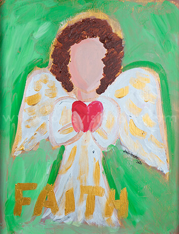 Angel Series: Faith
