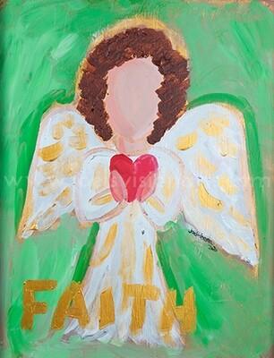 Angel Series: Faith