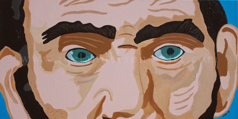 Abraham Lincoln Eyes