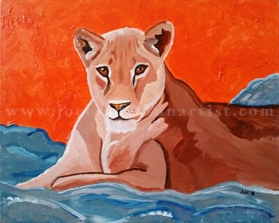 Mentor Lioness