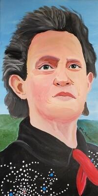 Temple Grandin - Joel Anderson signed numbered prints