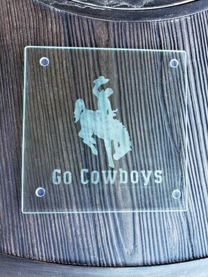 Cutting Board - Go Cowboys
