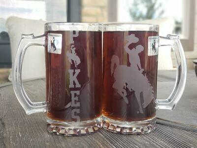 Steamboat Mug 16 oz. w/Pokes