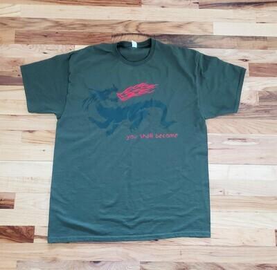Dragon Customized T-Shirts - Youth