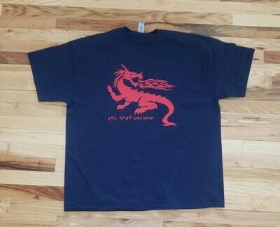 Dragon Customized T-Shirts - Women's
