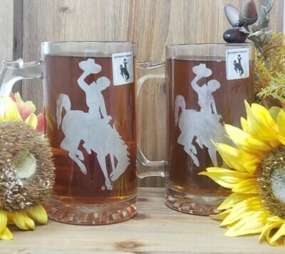 Wyoming Cowboys Mug - Unique