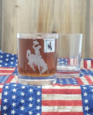 Personalize A Steamboat Whiskey Glass