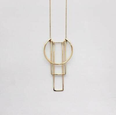 Loop Totem Necklace