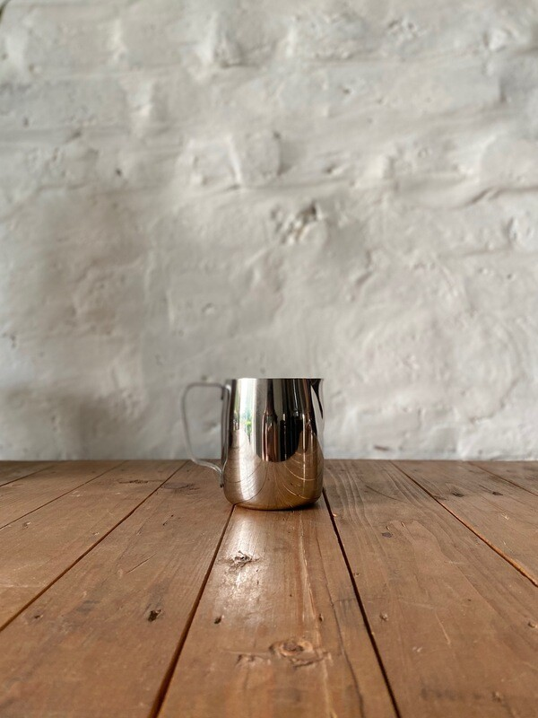 Milk Frothing Pitcher SS