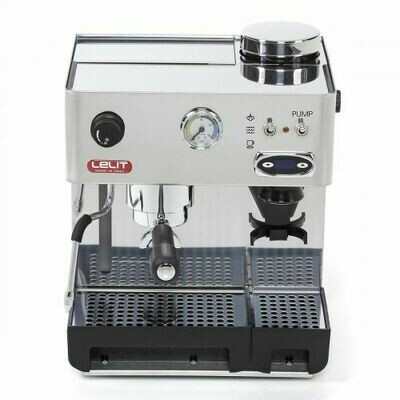 Lelit Anita Coffee Machine with PID & built in Grinder