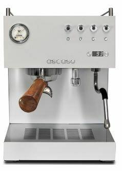 Steel Coffee Machine Range by Ascaso