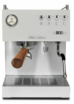Steel Coffee Machine Range by Ascaso