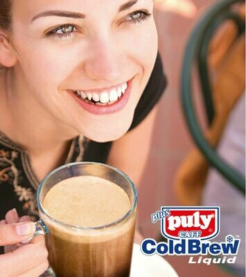 Puly Caff Cold Brew Cleaning Liquid Trial Pack 2 doses * 25 ml