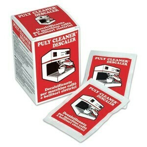 Puly Cleaner Descaler Box of 10 * 30g sachets