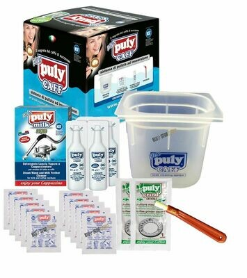 Puly Caff Soak Cleaning System - Kit
