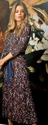 Maxi Dress With Collar