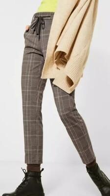 Glen Check Trousers