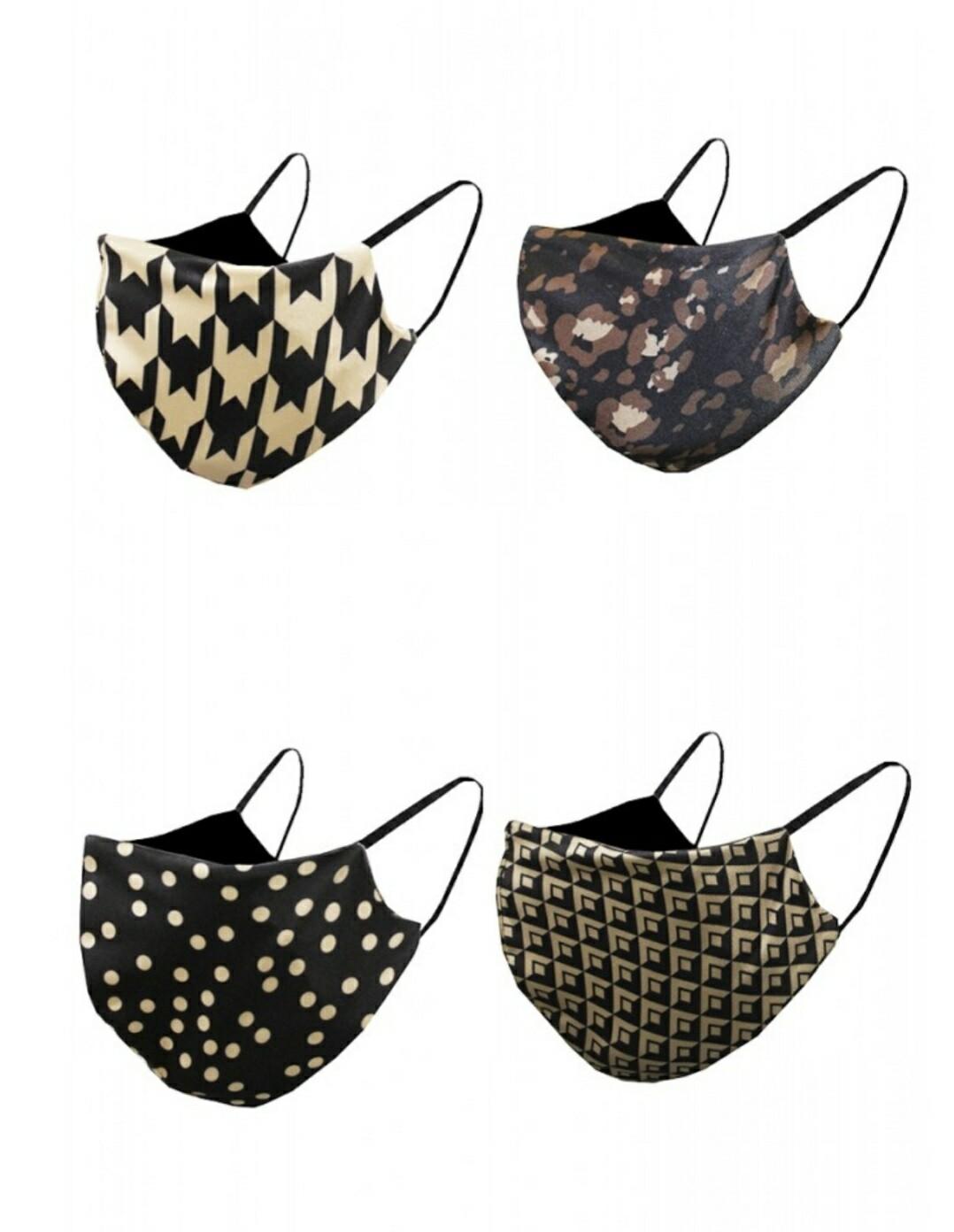 Pack of 4 Masks