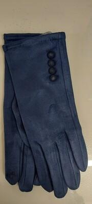 4 Button Gloves