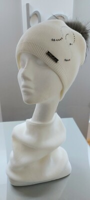 Icicle Hat and Snood