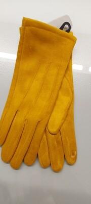 Plain Glove, seam detail