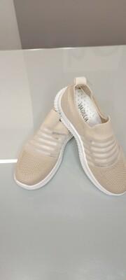 Sand Shoe With Stripe