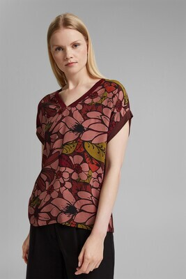 Terracotta Print T-Shirt