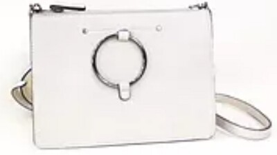 Hoop shoulder bag