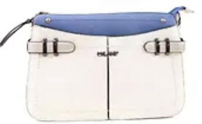 Blue/Beige Bag