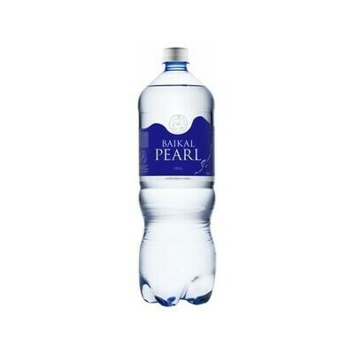 Природная вода «Жемчужина Байкала» (BAIKAL PEARL), ПЭТ, 6 шт. по 1,5 л