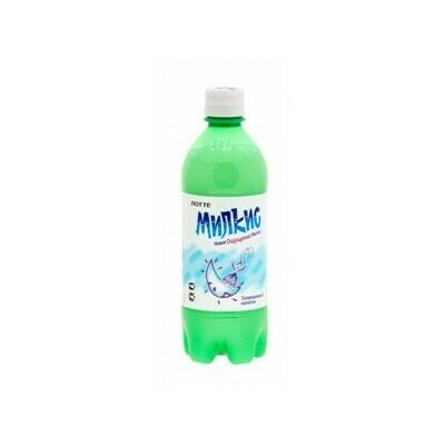 Напиток «Милкис» газированный Оригинальный (Lotte Milkis), ПЭТ, 20 шт. по 0,5 л