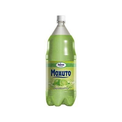 Сильногазированный напиток «Мохито», ПЭТ, 6 шт. по 2 л