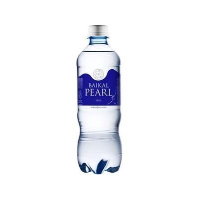 Природная вода «Жемчужина Байкала» (BAIKAL PEARL), ПЭТ, 12шт. по 0,5 л