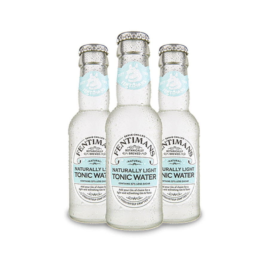 Фентиманс «Тоник Лайт» (Light Tonic Water), Стекло, 24 шт. по 0,125 л