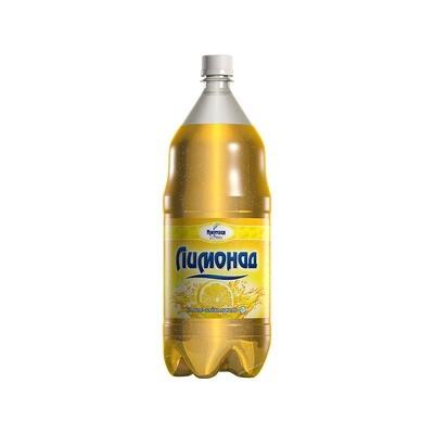 Сильногазированный напиток «Лимонад», ПЭТ, 6 шт. по 2 л
