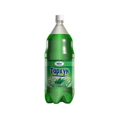 Сильногазированный напиток «Тархун», ПЭТ, 6 шт. по 2 л
