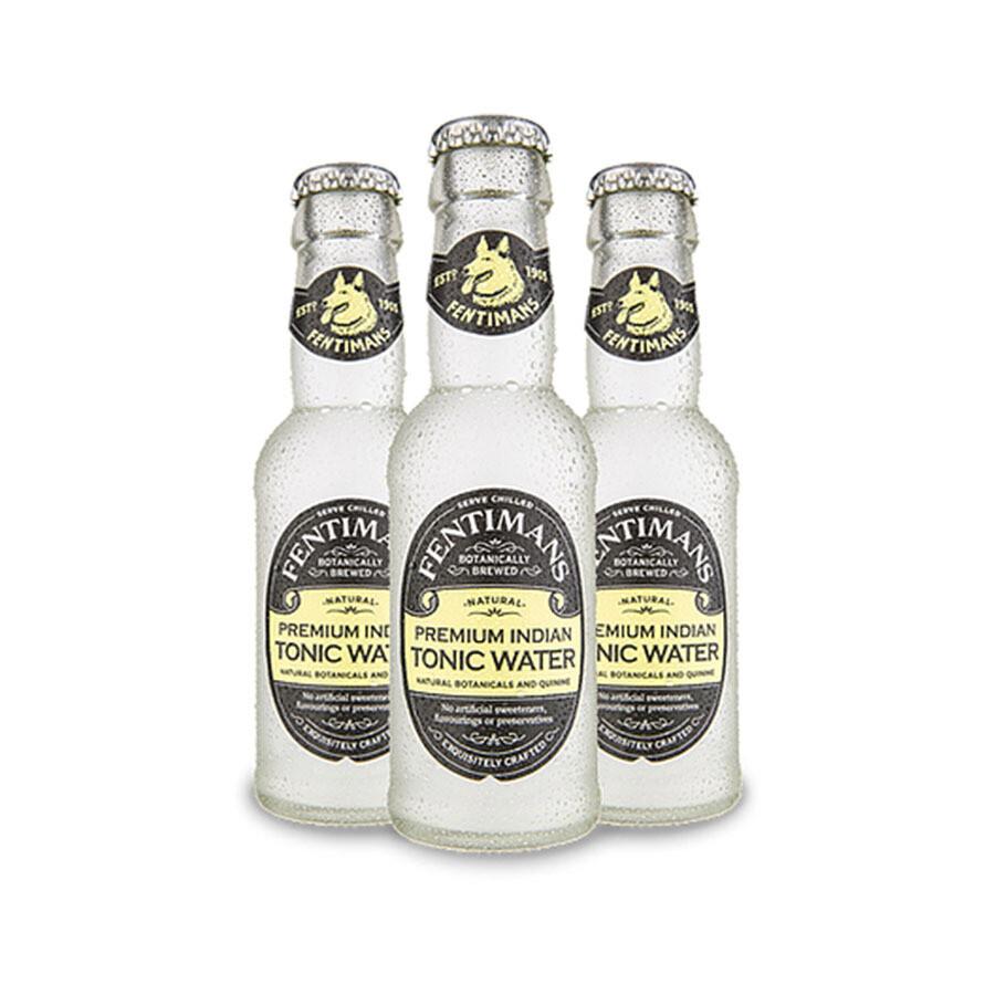 Фентиманс «Тоник Индиан» (Tonic Water), Стекло, 24 шт. по 0,125 л