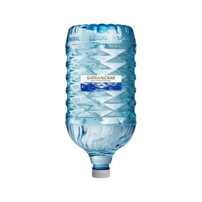 Питьевая вода «Байкальская» не газ., ПЭТ, 1 шт. 9 л (для кулера)