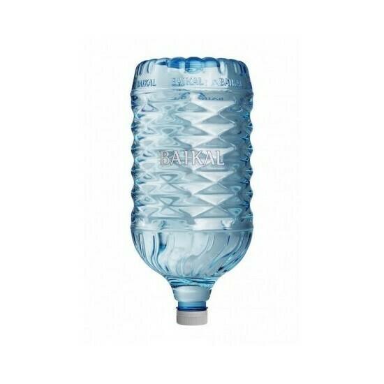 Глубинная байкальская вода BAIKAL430, ПЭТ, 9 литров