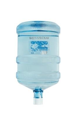 Питьевая вода «Байкальская» не газ., ПЭТ, 18,9 л