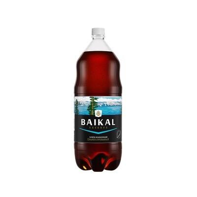 Безалкогольный низкокалорийный сильногазированный напиток BAIKAL RESERVE , ПЭТ, 6 шт. по 2 л
