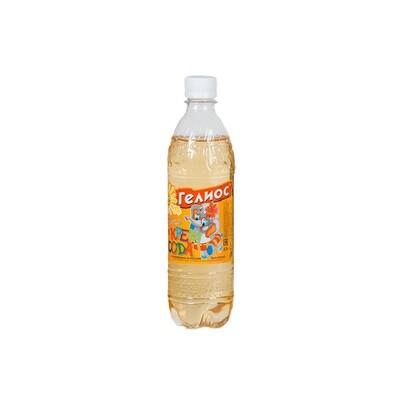 Напиток Гелиос «Крем-сода», ПЭТ 16шт. по 0.5 л,