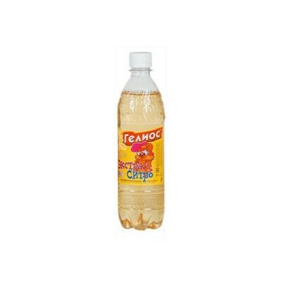 Напиток Гелиос «Экстра-ситро», ПЭТ 16шт. по 0.5 л,