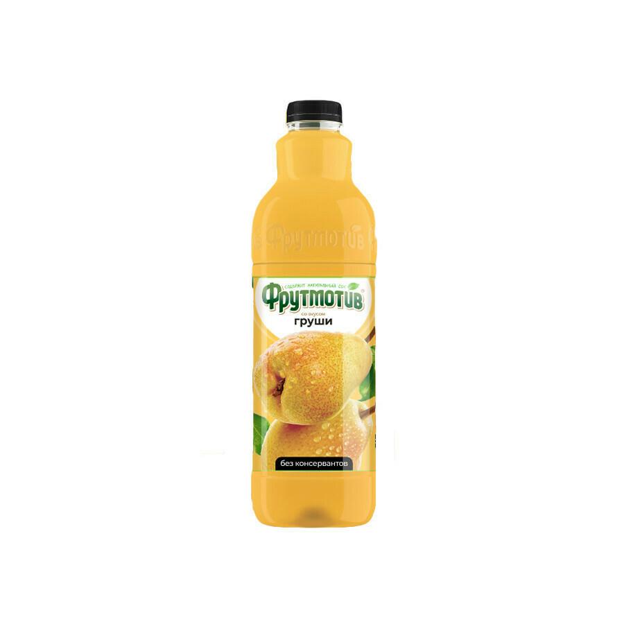 Напиток Фрутмотив «Со вкусом груши», ПЭТ 6шт. по 1.5 л,