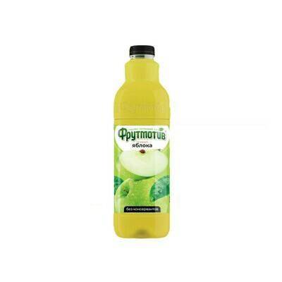 Напиток Фрутмотив «Со вкусом яблока», ПЭТ 6шт. по 1.5 л,