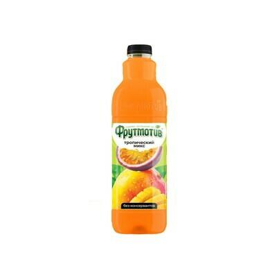 Напиток Фрутмотив «Тропический микс», ПЭТ 6шт. по 1.5 л,